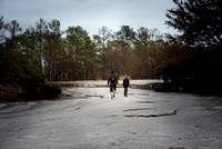 Valentines Day Hike - Stone Mountain